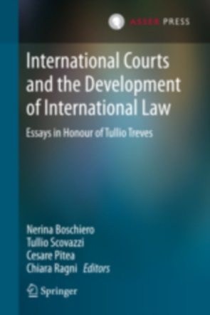international courts and the development of international law  international courts and the development of international law essays in honour of tullio treves