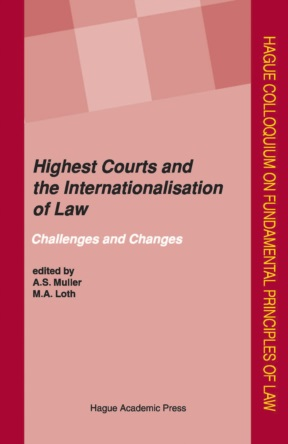 Highest Court frontcover