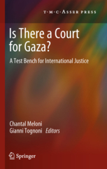 Frontcover Court for Gaza
