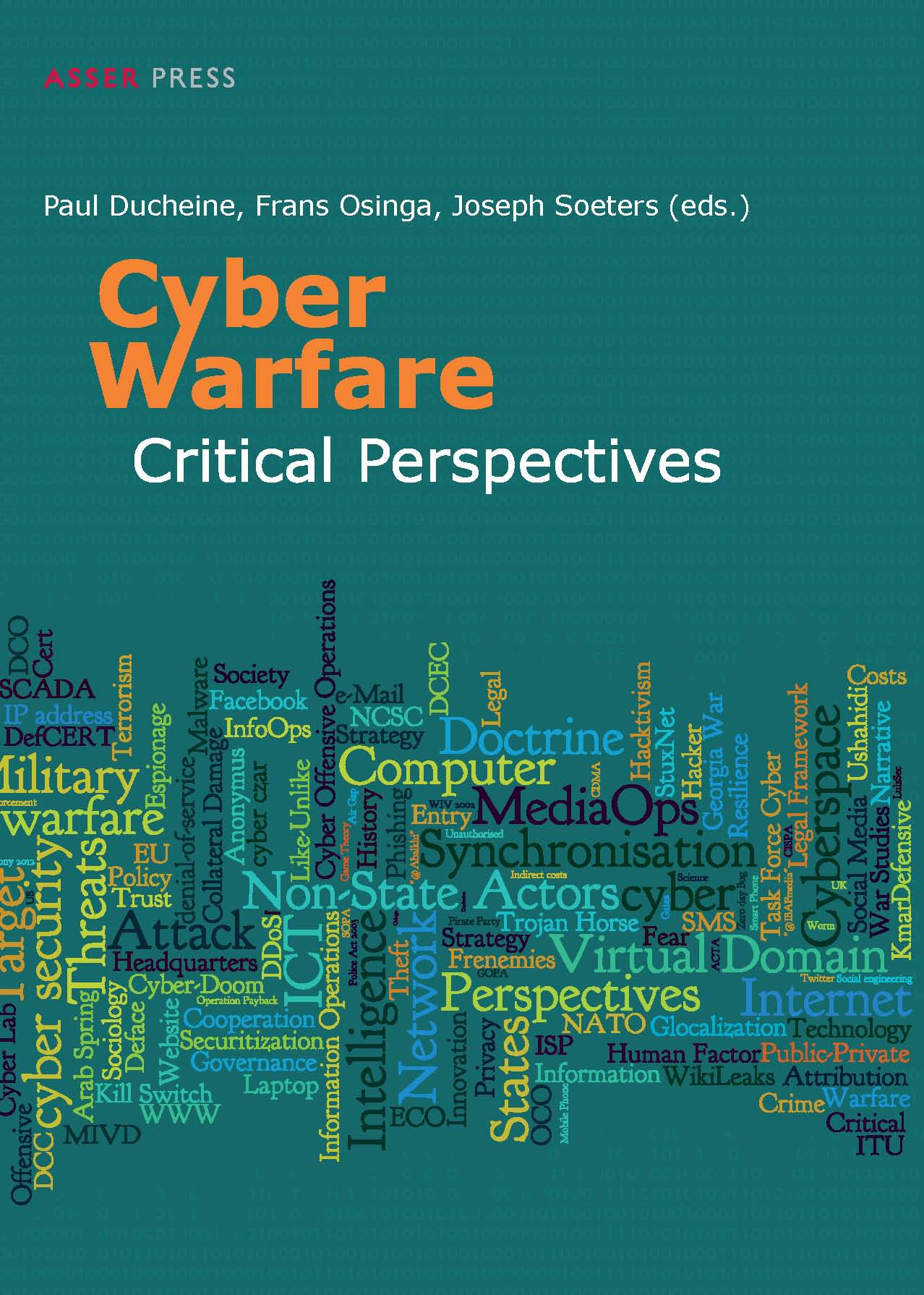 Cyber Warfare: Critical Perspectives