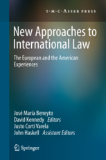 New Approaches to International Law - The European and the American Experiences