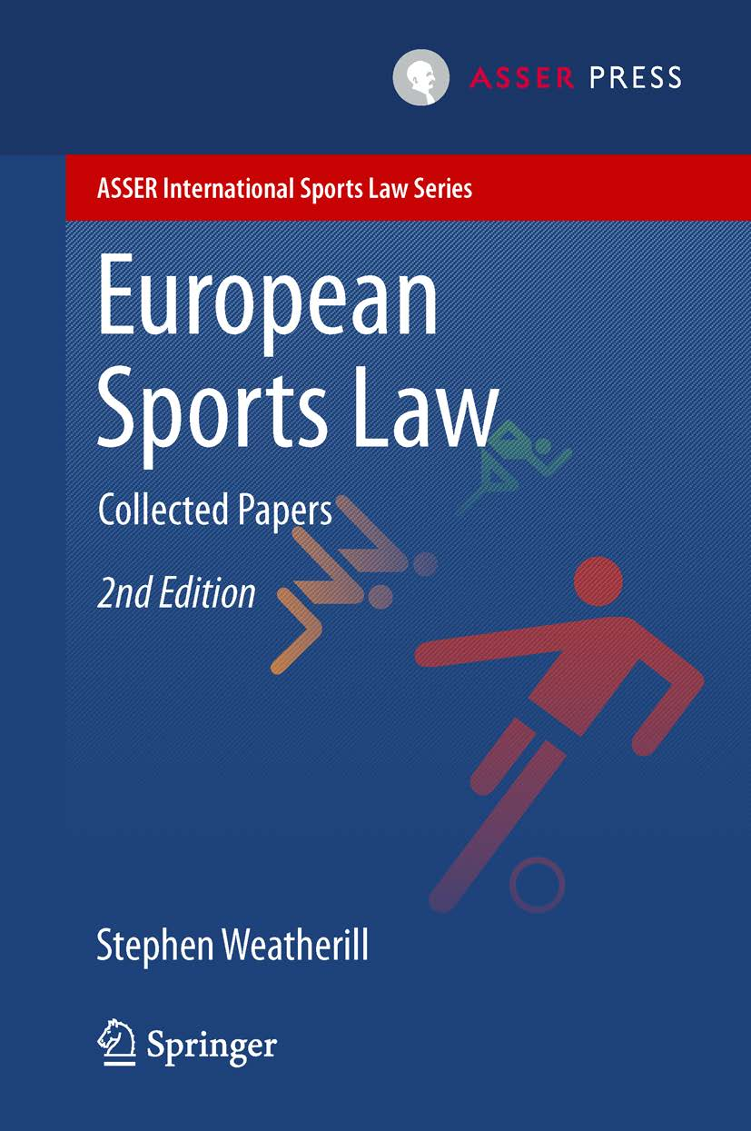 European Sports Law - Collected Papers, 2nd edition
