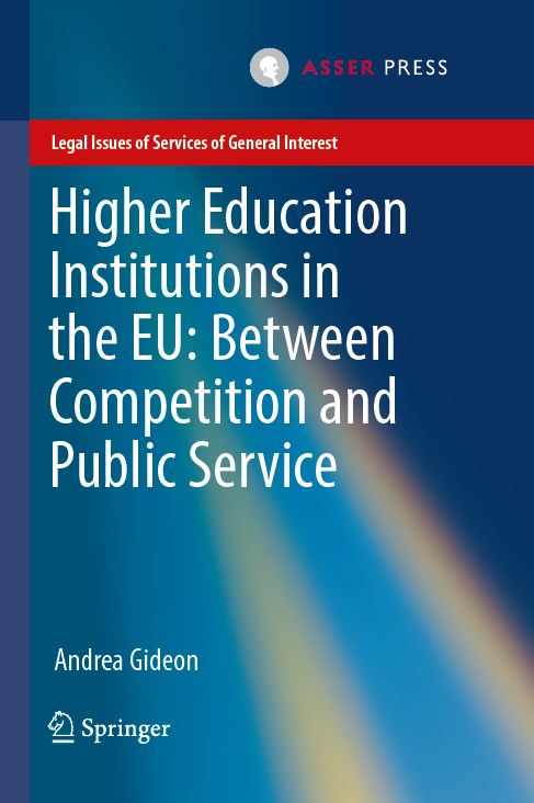 Higher Education Institutions in the EU: Between Competition and Public Service