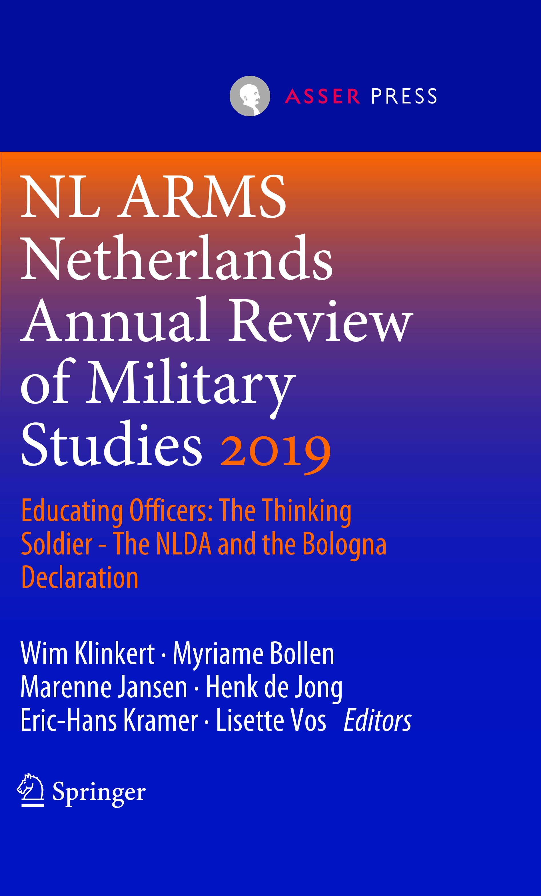 NL ARMS 2019 - Educating Officers: The Thinking Soldier - The NLDA and the Bologna Declaration