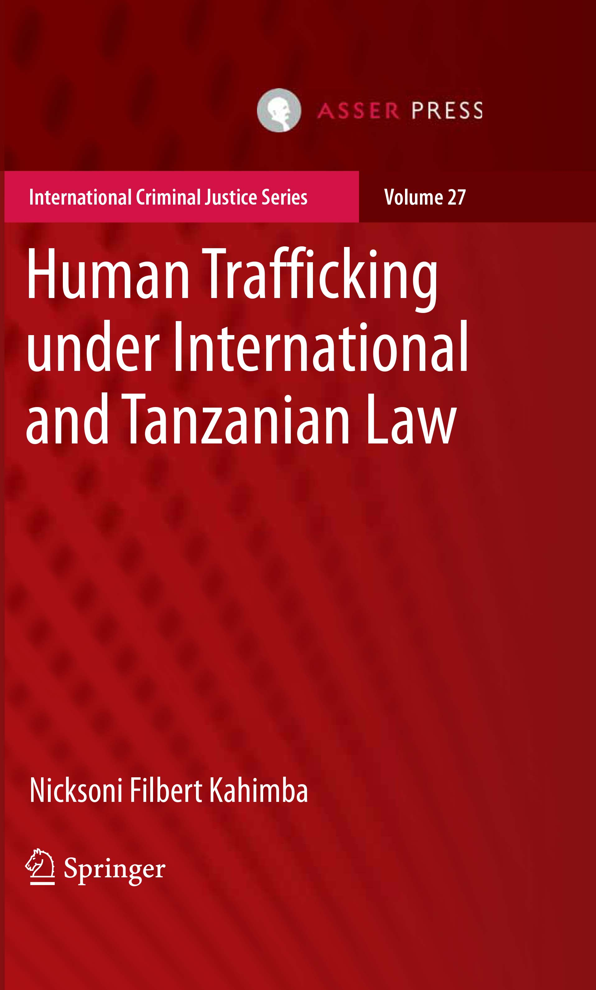 Human Trafficking under International and Tanzanian Law