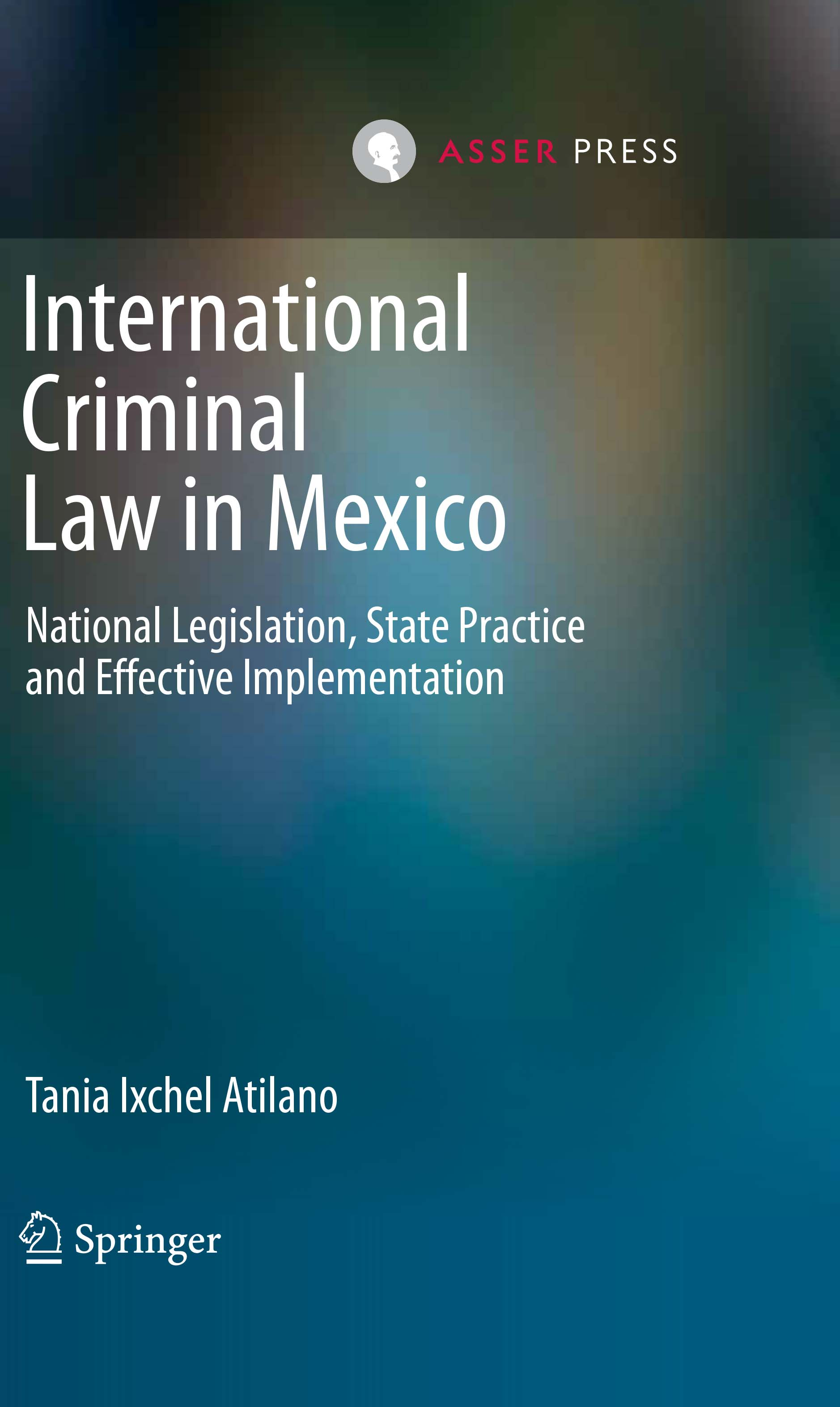 International Criminal Law in Mexico - National Legislation, State Practice and Effective Implementation