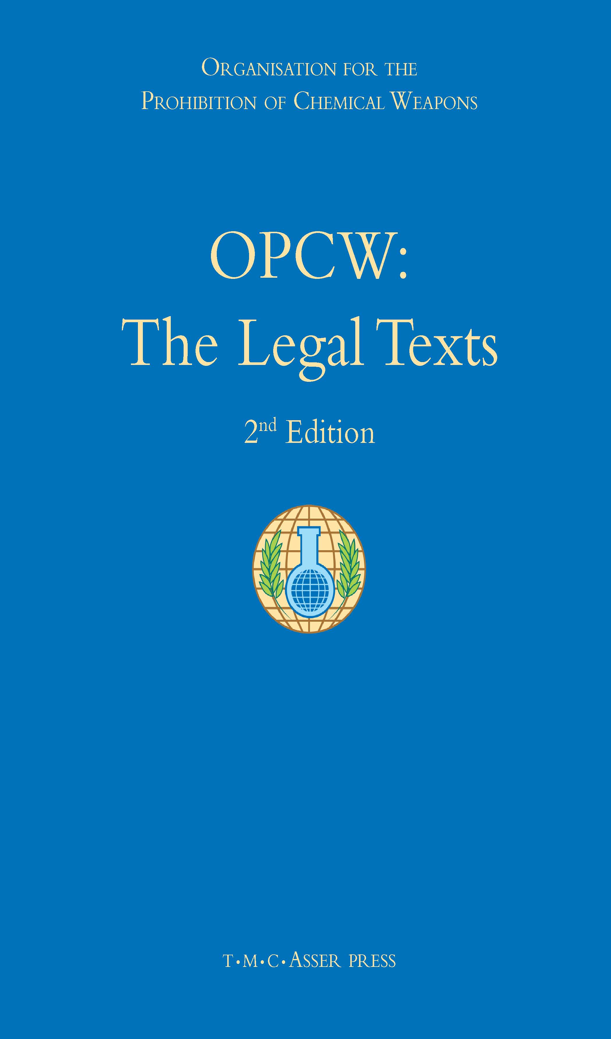 OPCW 2nd frontcover