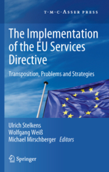 The Implementation of the EU Services Directive - Transposition, Problems and Strategies