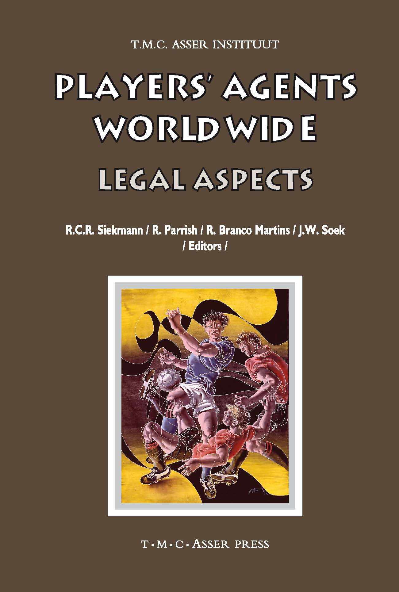 Players' Agents Worldwide - Legal Aspects