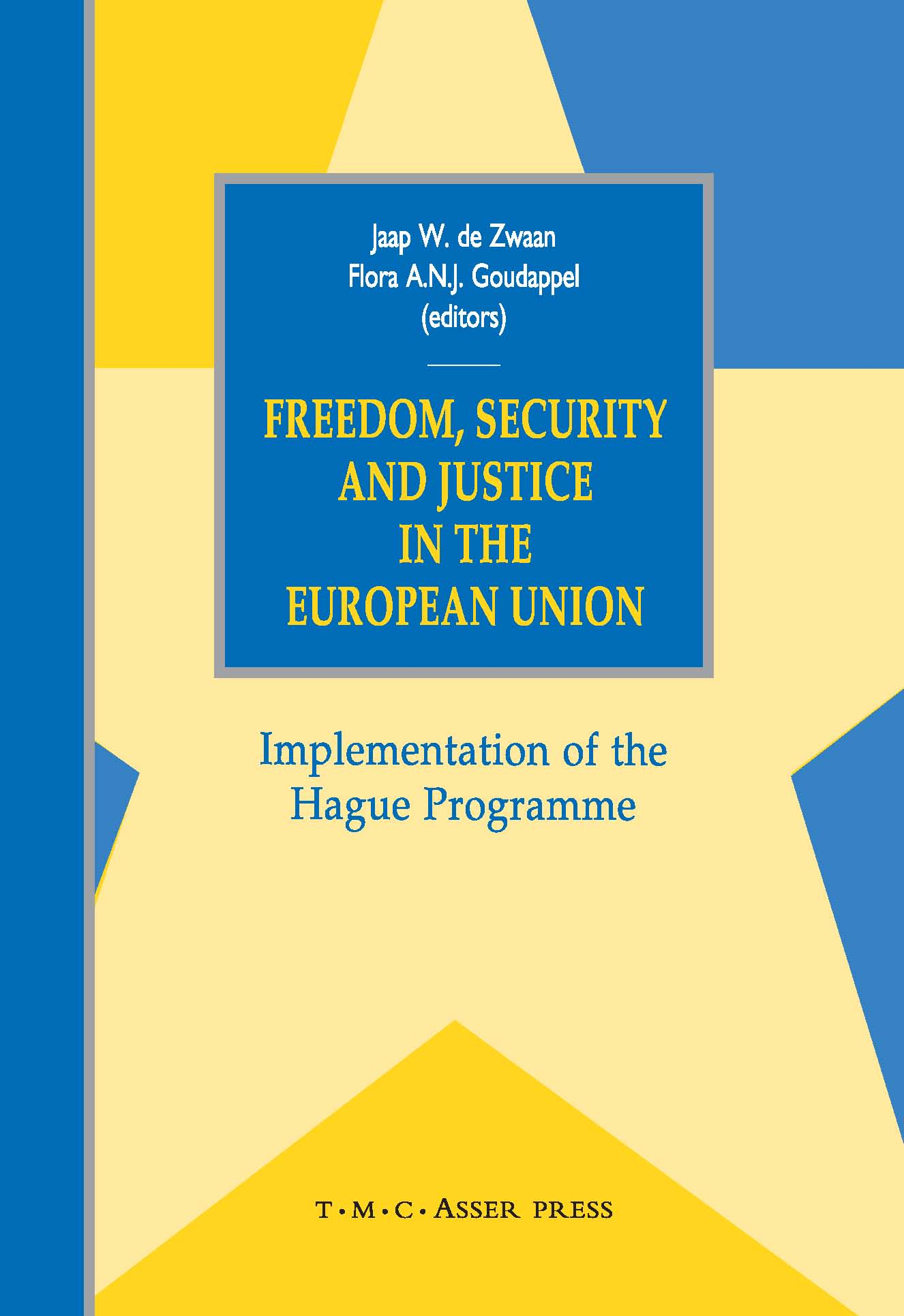 Freedom, Security and Justice in the European Union - Implementation of the Hague Programme 2004