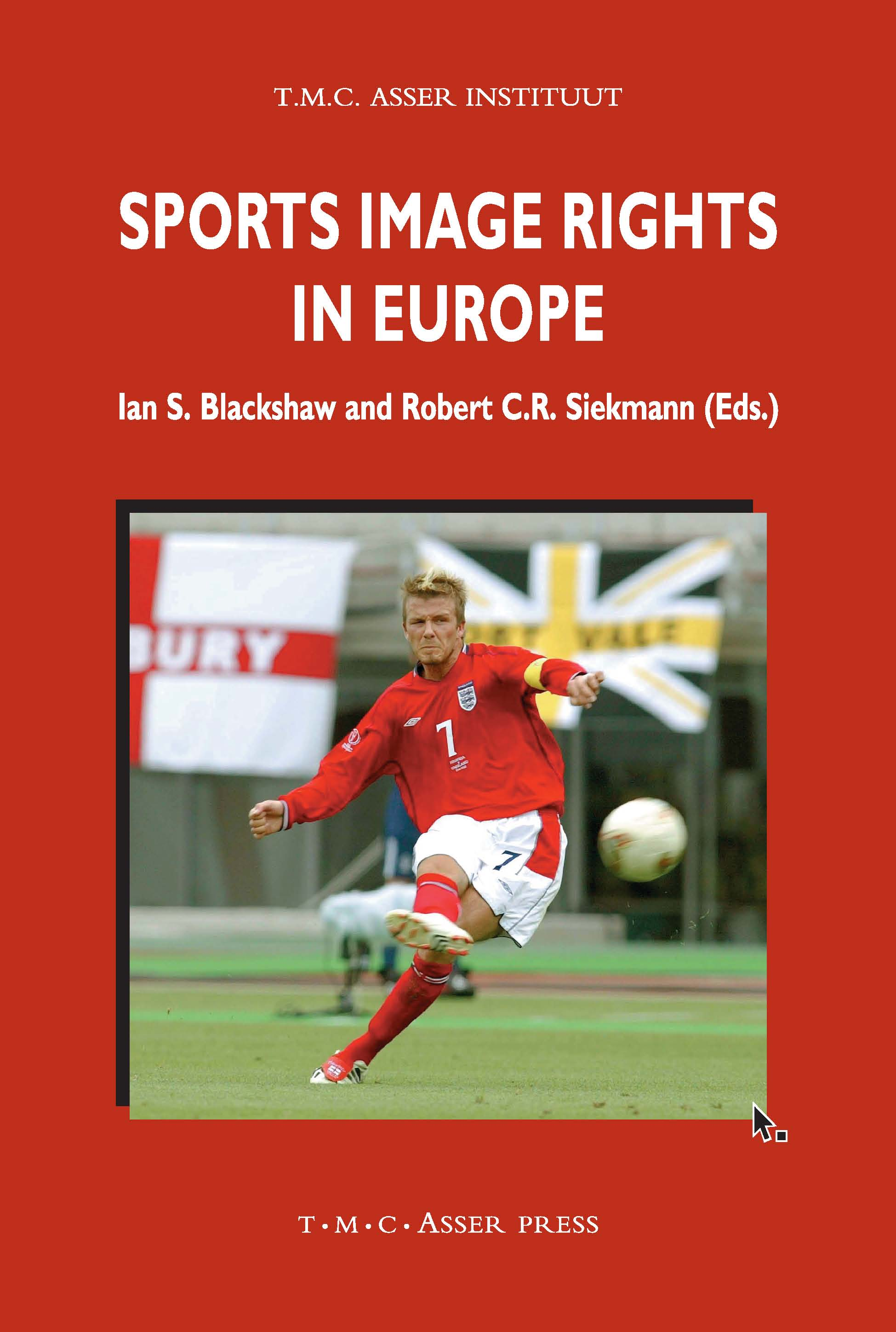 Sport Image Rights frontcover