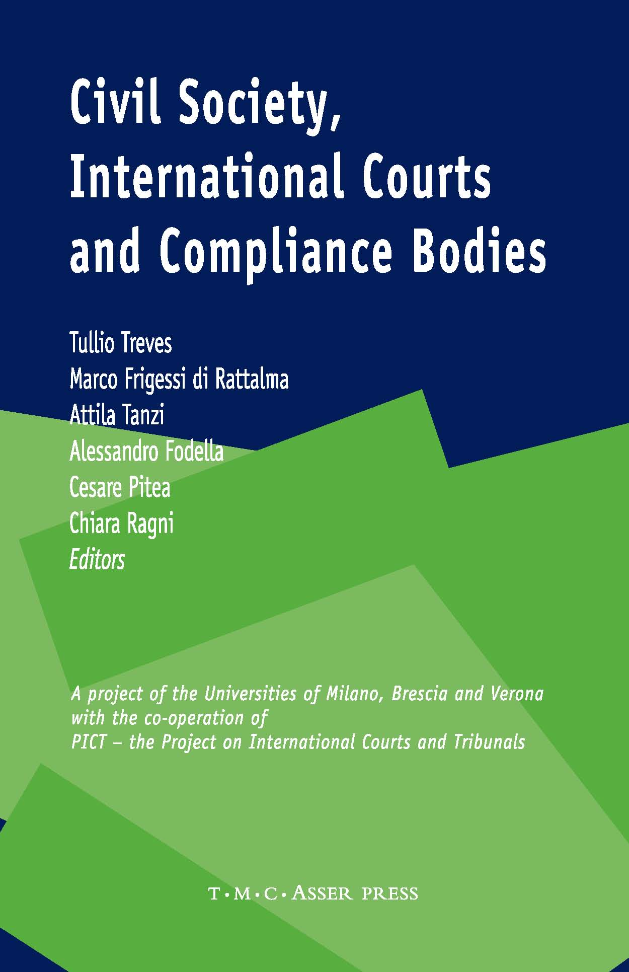 Civil Society, International Courts and Compliance Bodies