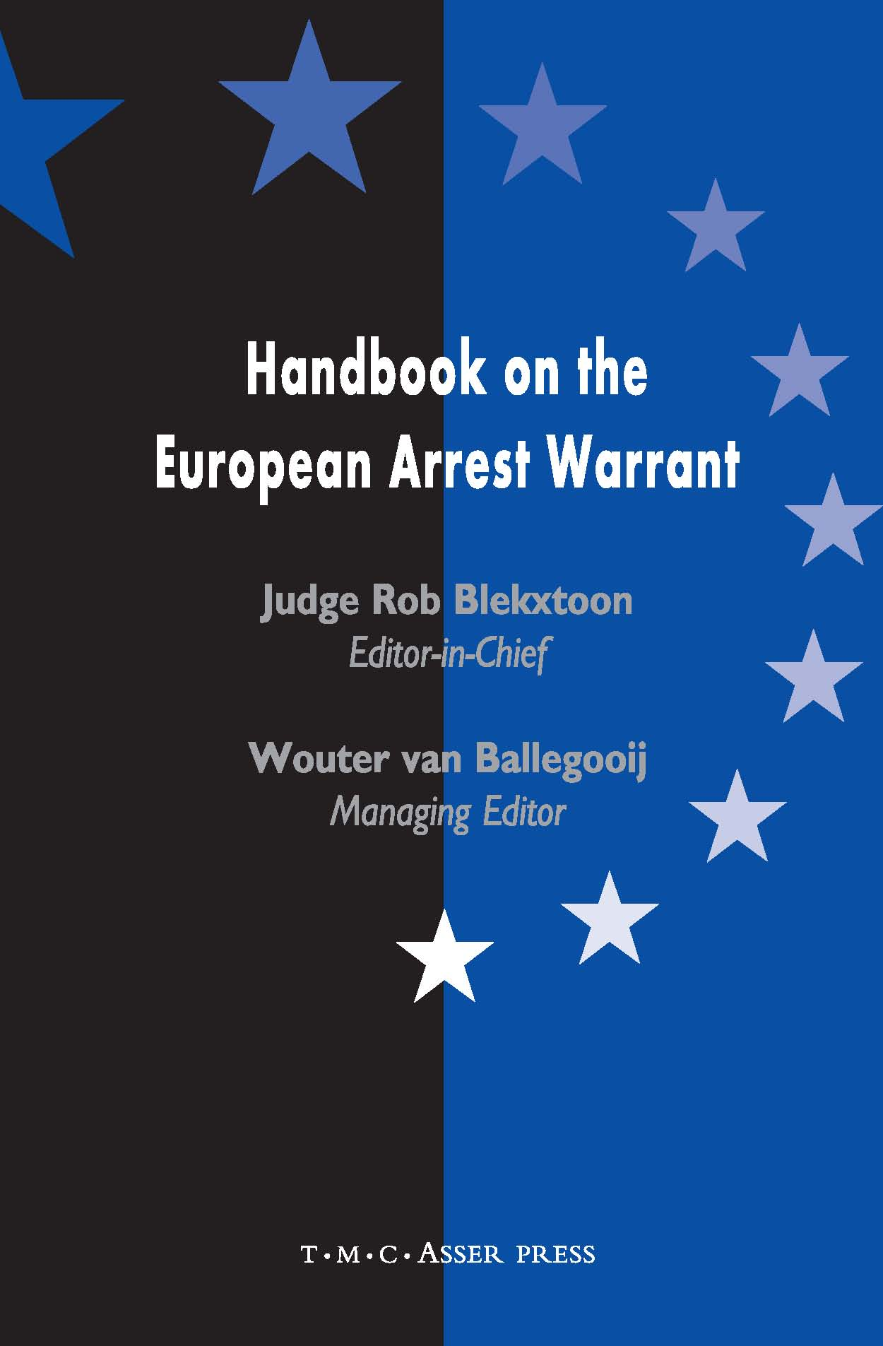 Handbook on the European Arrest Warrant