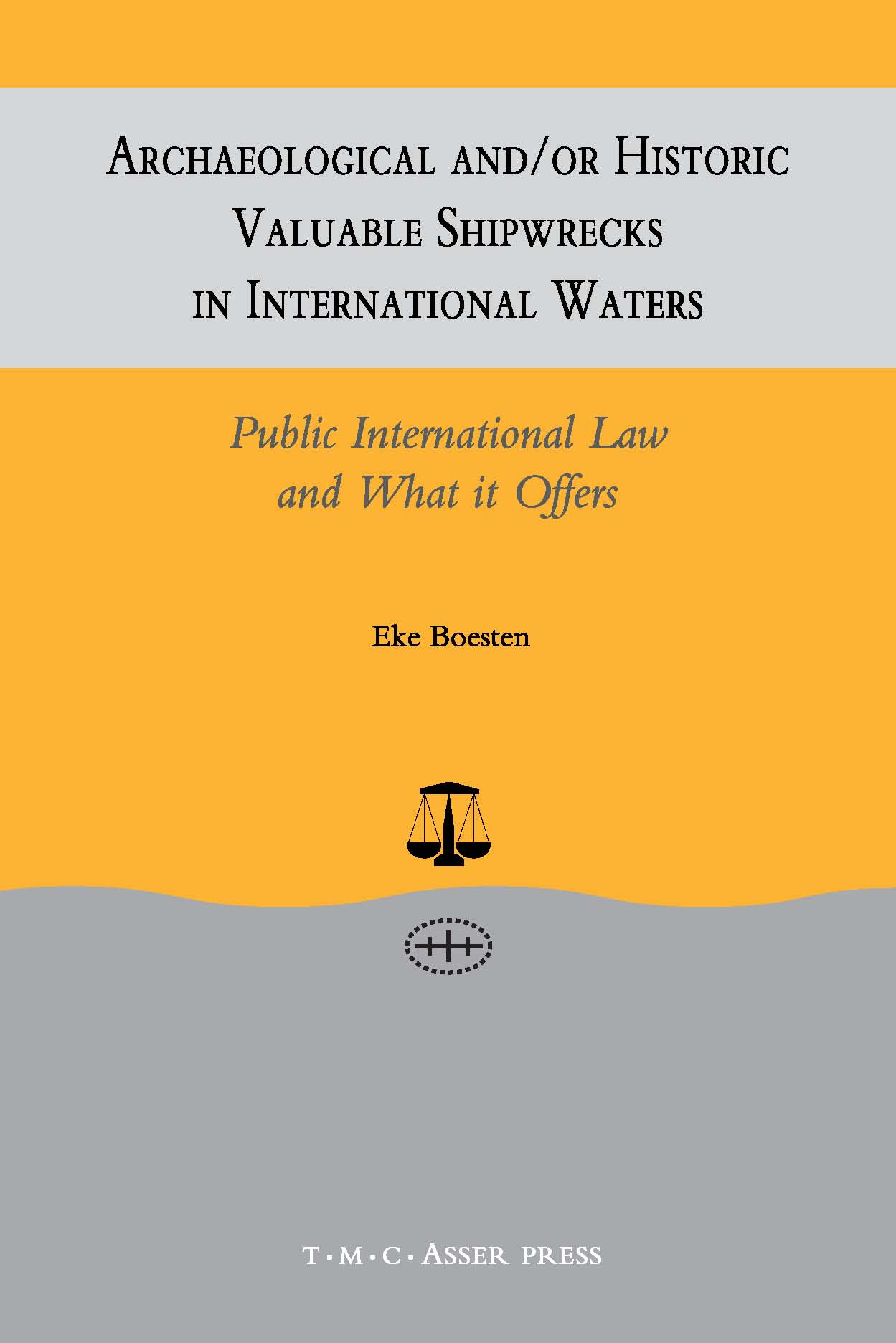 Archaeological and/or Historic Valuable Shipwrecks in International Waters - Public International Law and What it Offers