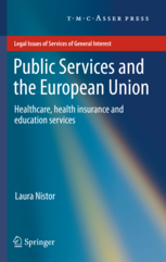 Public Services and the European Union - Healthcare, health insurance and education services